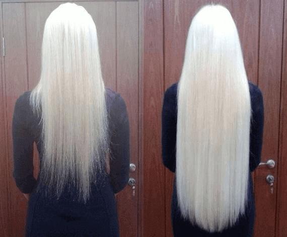 Наращивание волос bellargo как это